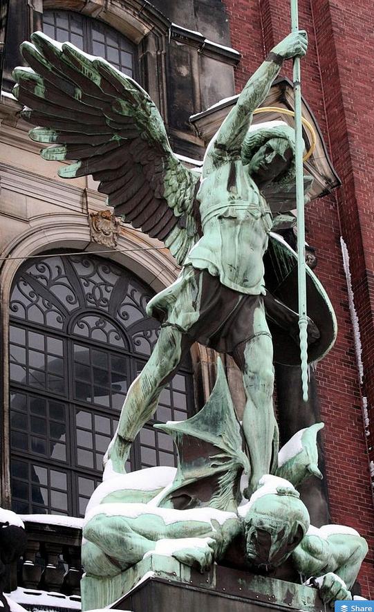Mike archangel