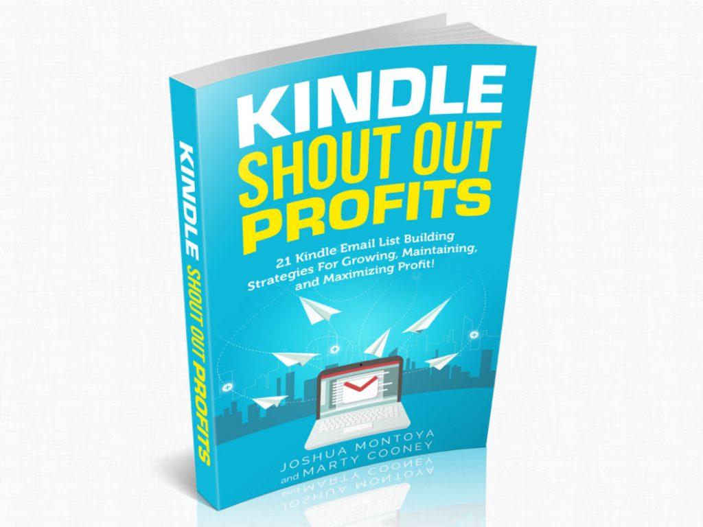 kindle shout out profits