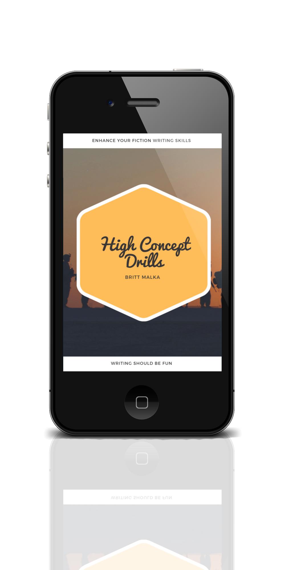 High Concept Drills